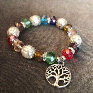 'Tree of Life' bracelet